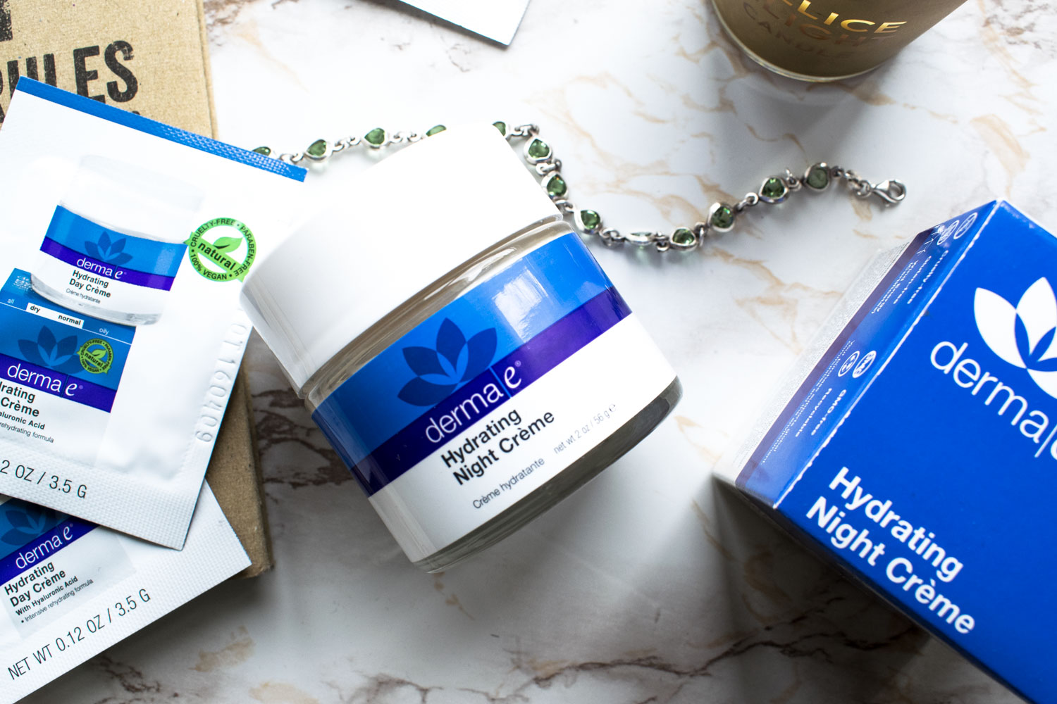 Review: Derma E Hydrating Night Cream with Hyaluronic Acid