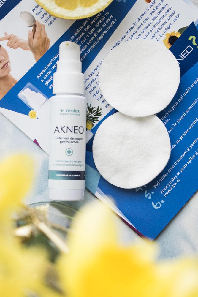 Review: Crema tratament Akneo