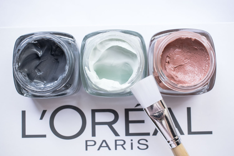 Review: Măştile Pure Clay de la L'oreal Paris