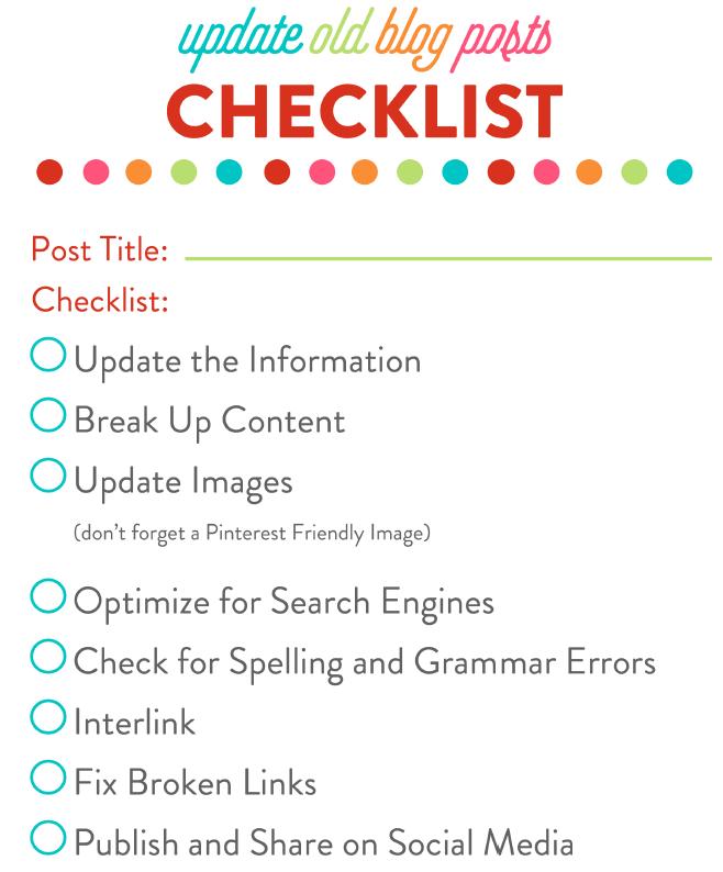 5 lucruri pe care trebuie sa le faci pentru blogul tau